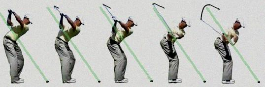 Straight Left Arm Golf Swing - Bent Left Elbow Golf Swing
