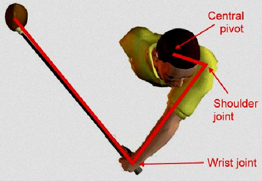 biomechanics golf swing
