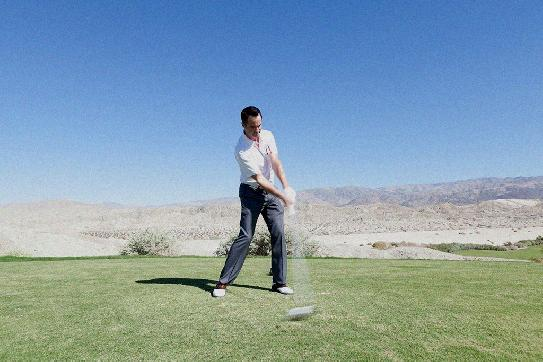 consistent golf swing tips