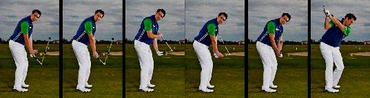 easy golf swing to learn