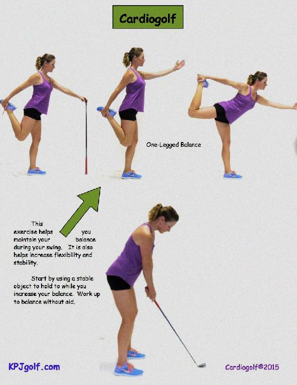 Exercises To Improve Golf Swing Speed