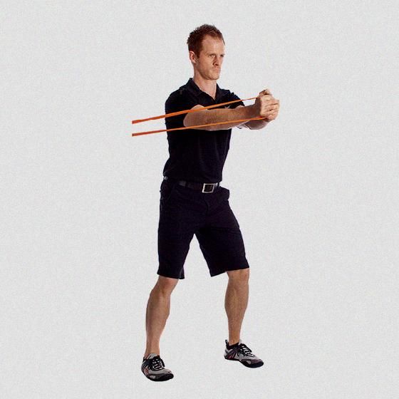 forward press golf swing video