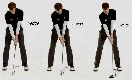 Golf Swing Left Arm Position At Address