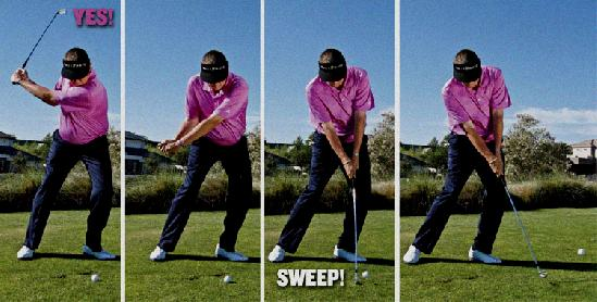 golf swing sequence drills