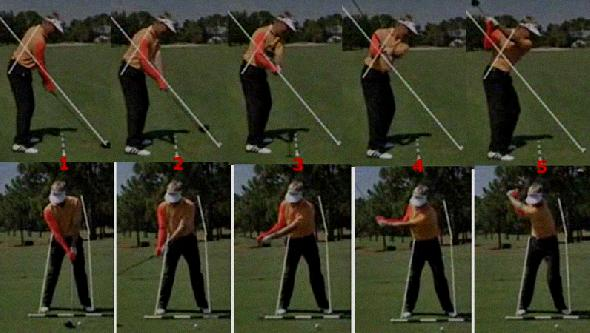 Golf Swing Shoulder Turn Too Flat