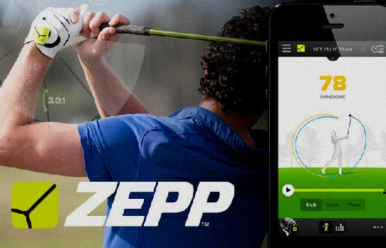 golf swing speed app android