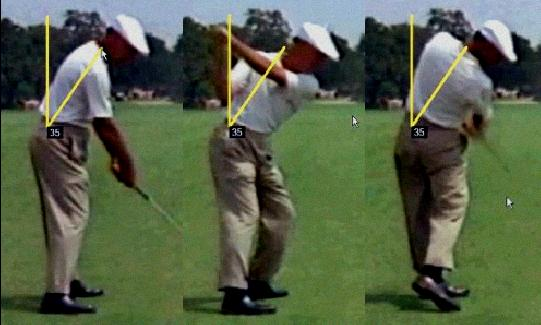golf swing turn hips