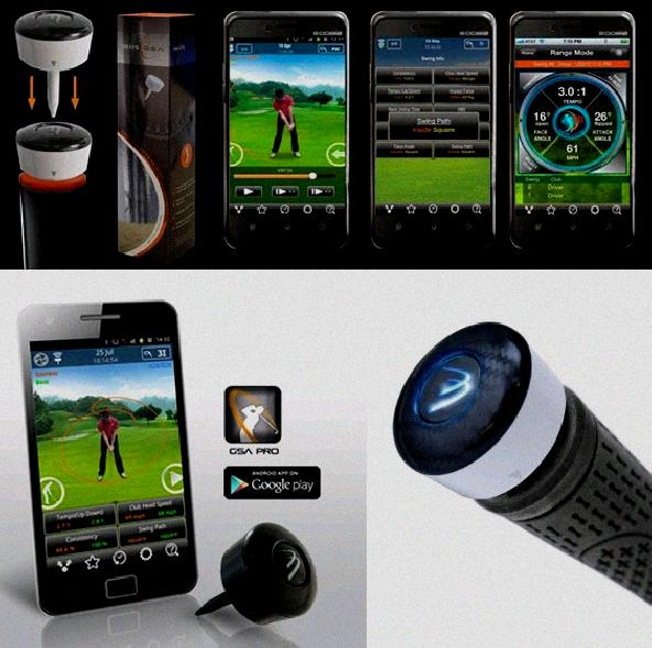 gsa golf swing analyzer pro