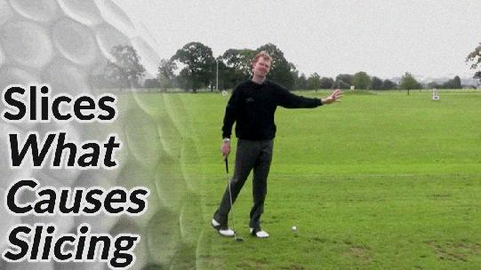 how to correct a slice in a golf swing