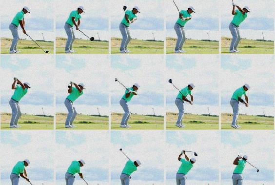 pro golf swing tips