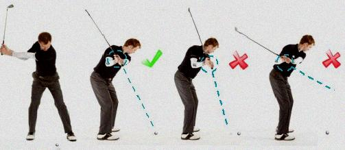 Right Hip Pain In Golf Swing - Right Hip In Golf Swing