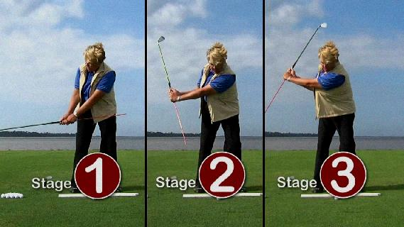 secret to golf swing