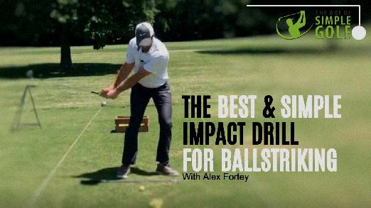 simple golf swing tips