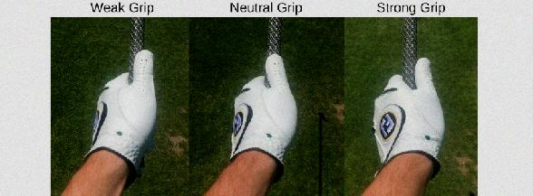 Square Face Golf Swing