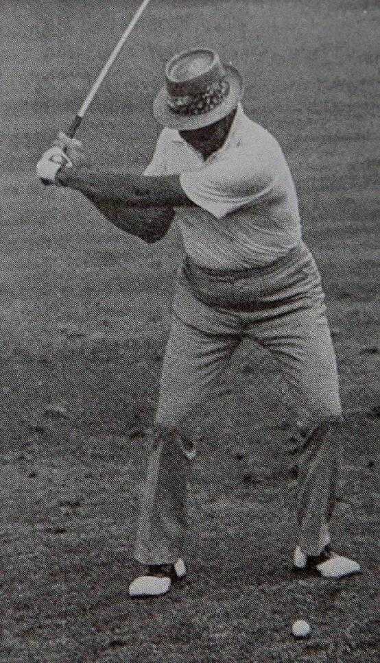 How Do The Hips Turn In The Golf Swing - Turning The Hips In