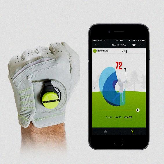 zepp golf swing analyser review